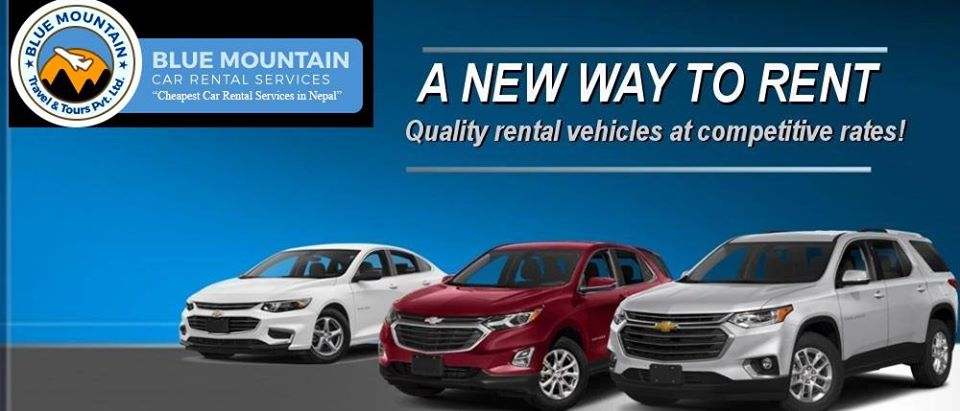 blue mountains car rental services